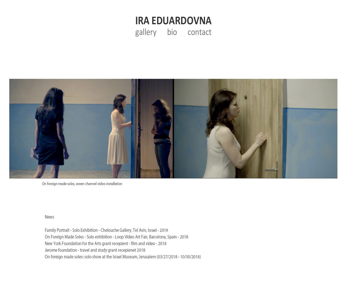 Ira Eduardovna